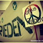 12. Mahnwache für Frieden und Freiheit Cottbus (1)