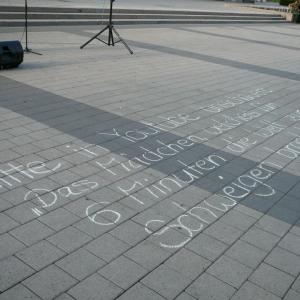 9. Mahnwache für Frieden und Freiheit Cottbus (4)