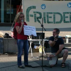 9. Mahnwache für Frieden und Freiheit Cottbus (5)