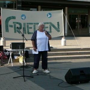 9. Mahnwache für Frieden und Freiheit Cottbus (6)