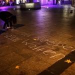 Mahnwache für Frieden und Freiheit Cottbus 9ten November 2015 (10)