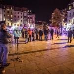 Mahnwache für Frieden und Freiheit Cottbus 9ten November 2015 (16)