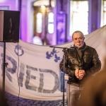 Mahnwache für Frieden und Freiheit Cottbus 9ten November 2015 (18)