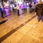 Mahnwache für Frieden und Freiheit Cottbus 9ten November 2015 (7)