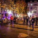 Mahnwache für Frieden und Freiheit Cottbus 9ten November 2015 (8)