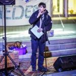 Mahnwache für Frieden und Freiheit Cottbus am 3ten November 2014 (19)