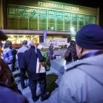 Mahnwache für Frieden und Freiheit Cottbus am 3ten November 2014 (2)