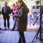 Mahnwache für Frieden und Freiheit Cottbus am 3ten November 2014 (7)