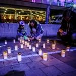 Mahnwache für Frieden und Freiheit Cottbus am 3ten November 2014 (9)