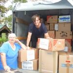 Spenden für die Ost-Ukraine (3)